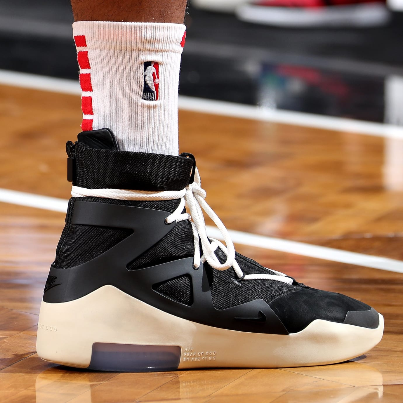 PJ Tucker Nike Air Fear of God Profile