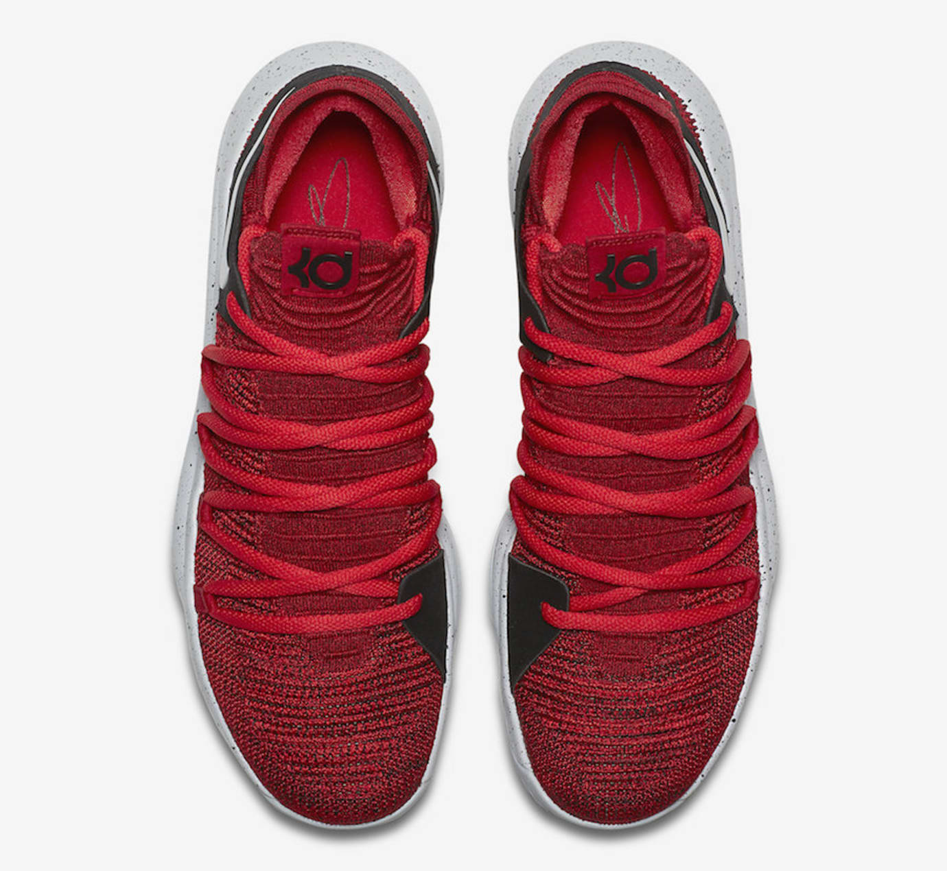 Nike KD 10 University Red Black Release Date Top 897816-600 2e203f726a