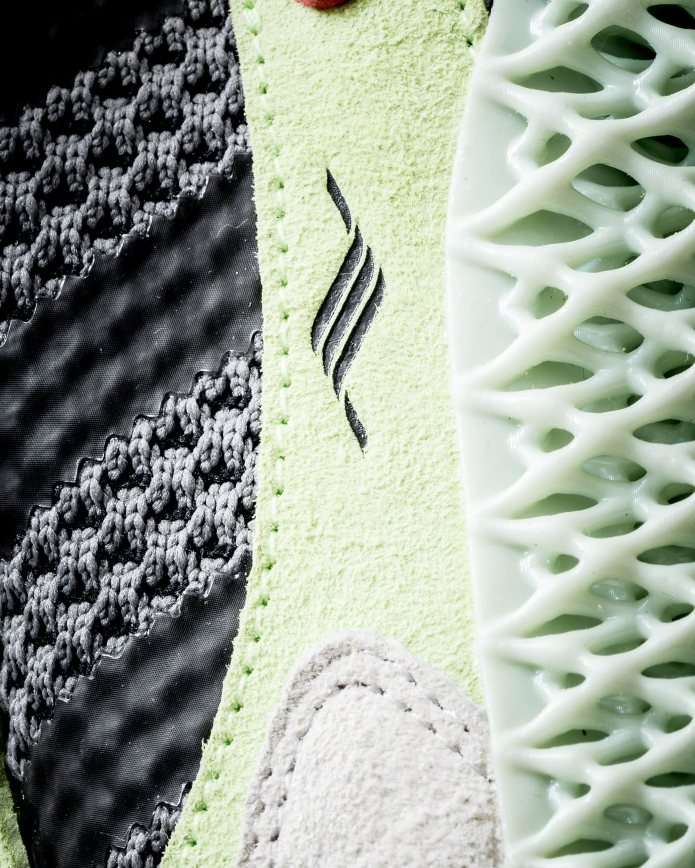 Adidas ZX 4000 4D 'Grey' (Sole Detail)