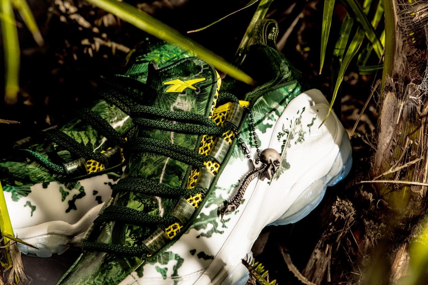 Extra Butter x 20th Century Fox x Reebok DMX Run 10 'Predator' 4