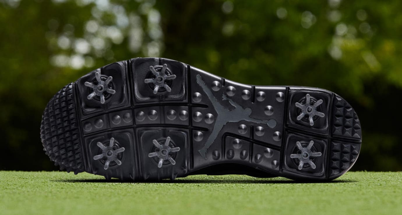 Air Jordan 1 Golf Black Sole
