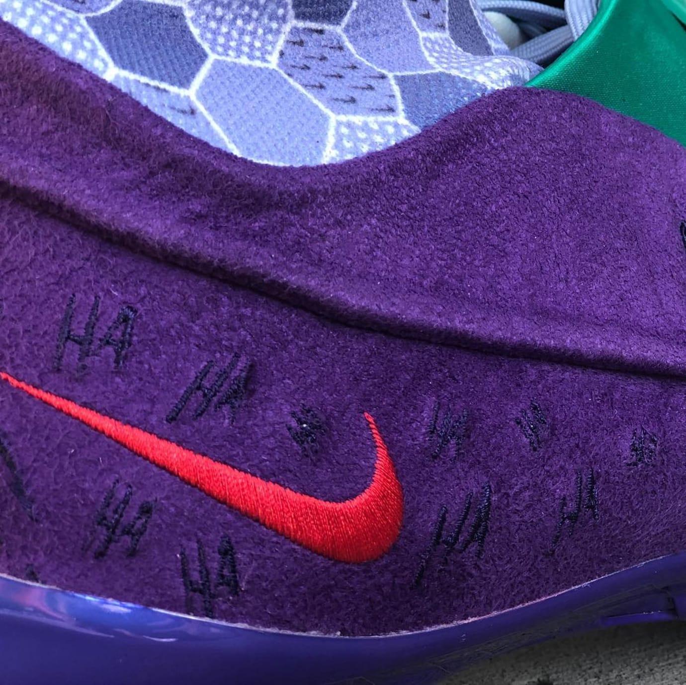 Image via Erin Cochrane · Odell Beckham Jr. Nike  Joker  Cleats 5 ddc5d399b