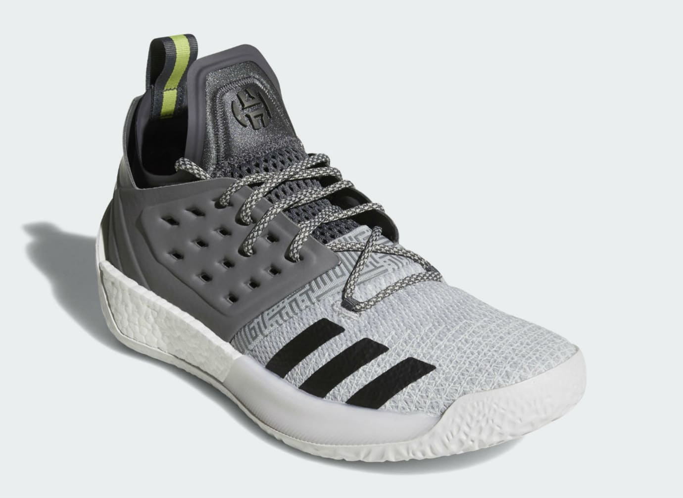 Adidas Harden Vol. 2 Concrete Grey Release Date AH2122 Front 077fae4951