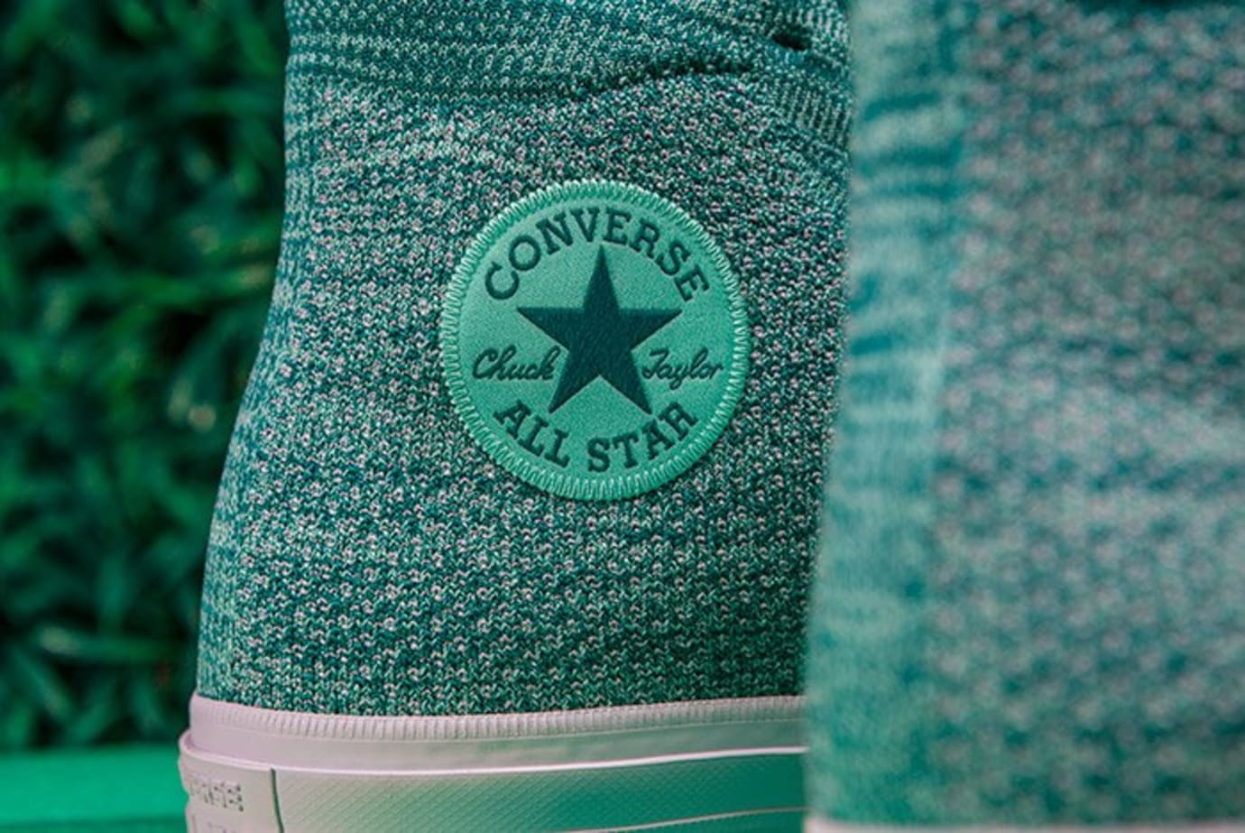 Flyknit Converse Chuck Taylor All Star Patch
