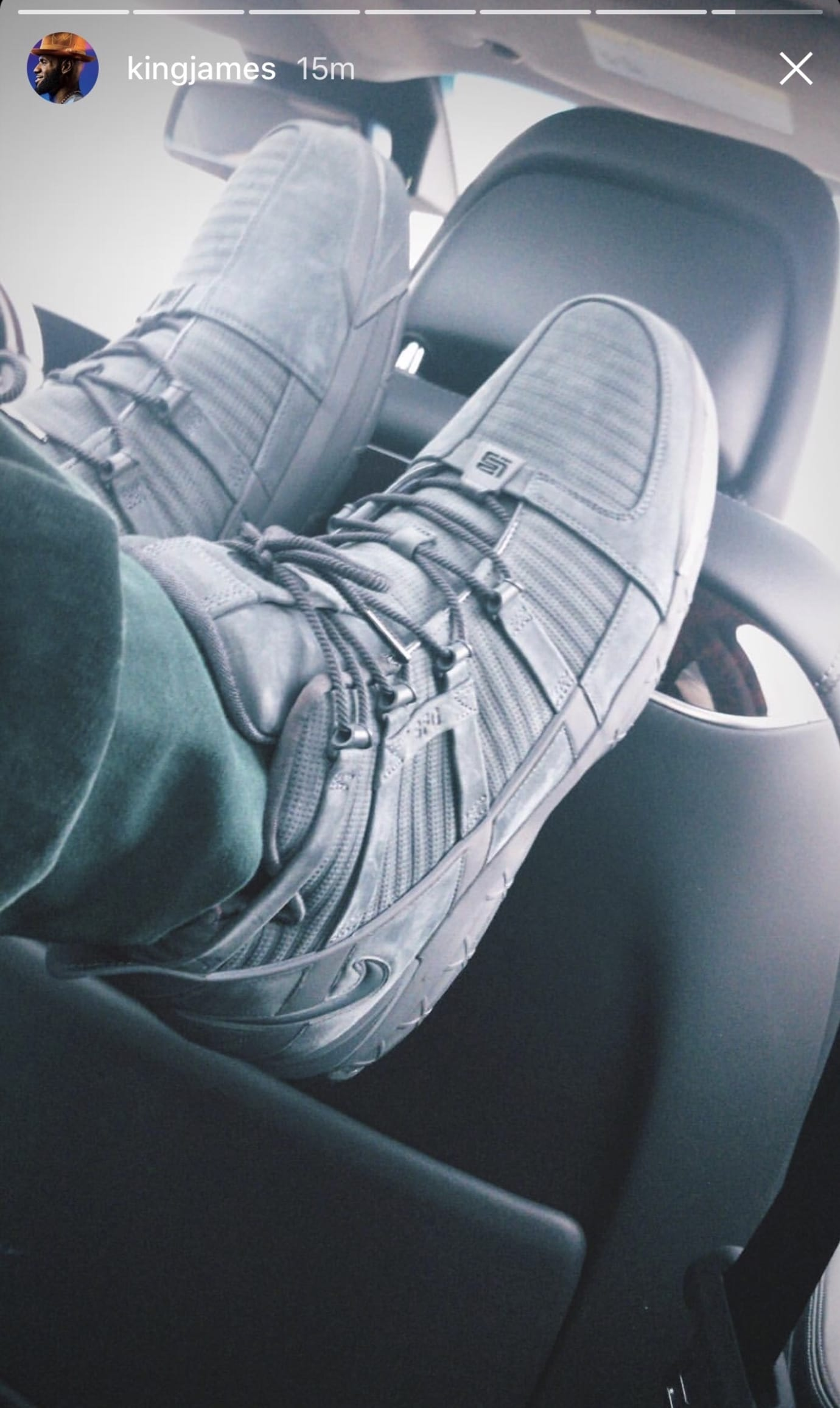 Nike Zoom LeBron 3 LeBron James Instagram 3