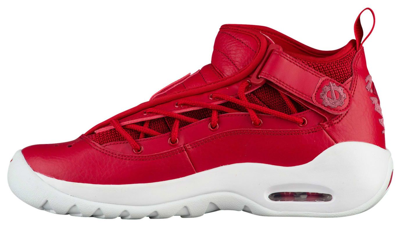 Nike Air Shake Ndestrukt Red LeatherRelease Date Medial 880869-600