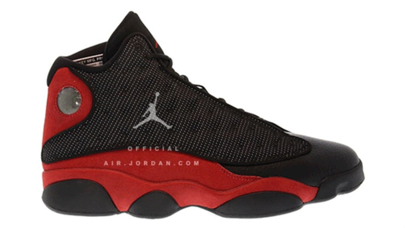 9bd6bb5ee60 Air Jordan 13 Bred Release 414571-004 | Sole Collector