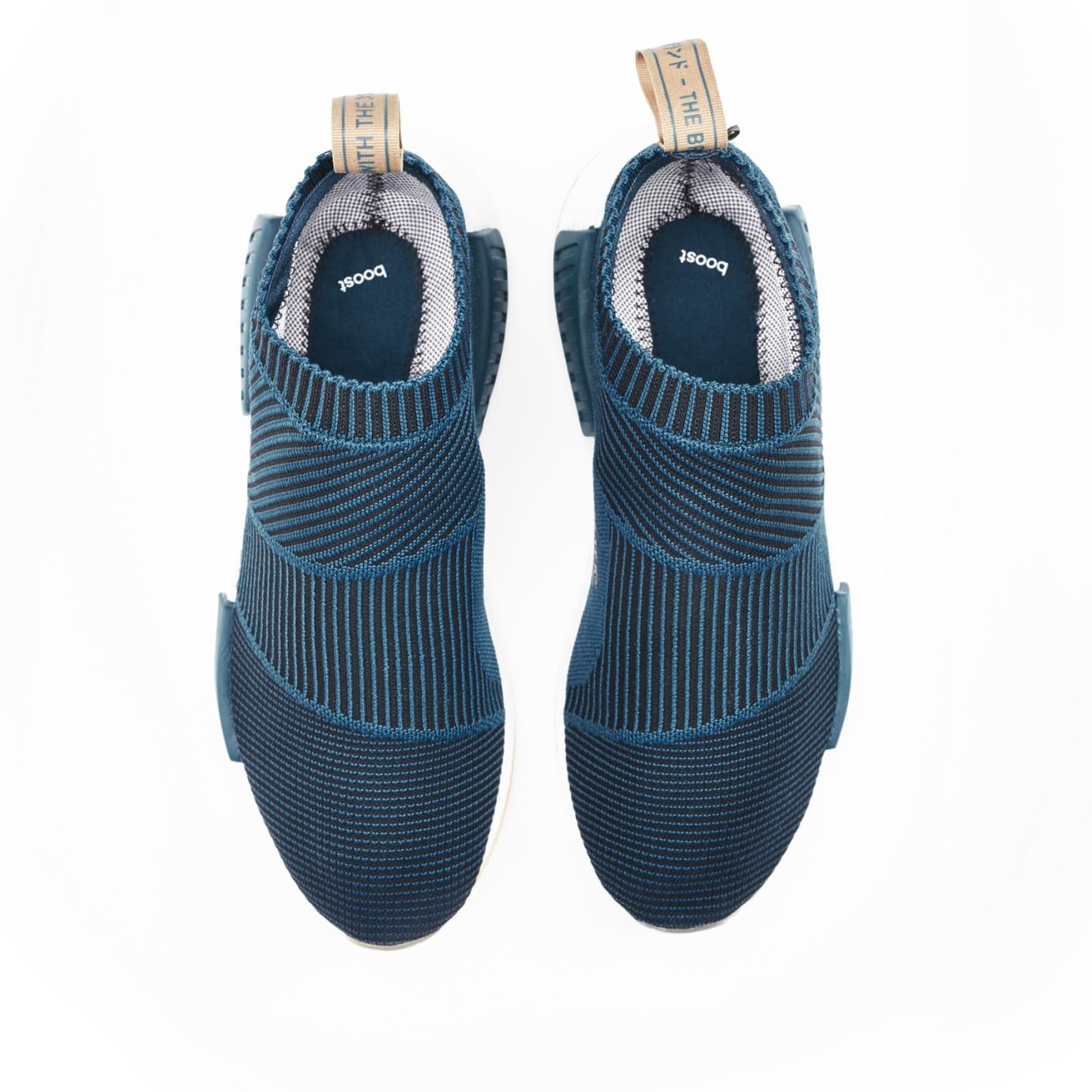 ebe8b857fb6ebb Image via SneakersNStuff Adidas NMD CS1 Gore-Tex Primeknit  SNS Exclusive   AQ0363 (Top)