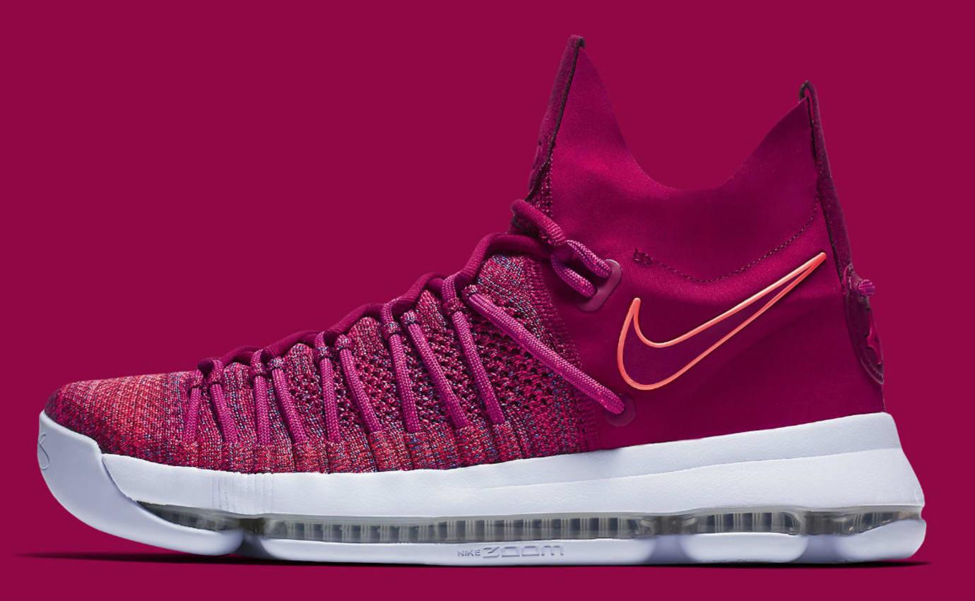 f572dd6f52d2 Nike KD 9 Elite Racer Pink Release Date Profile 878639-666