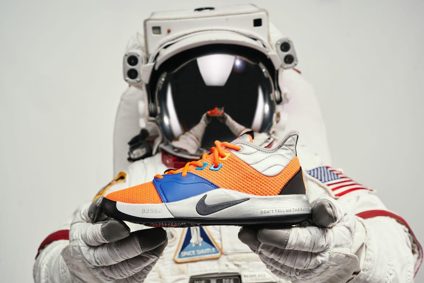 366f347abdb8d Image via Nike Nike PG 3 NASA Release Date CI2666-800 Astronaut Hands