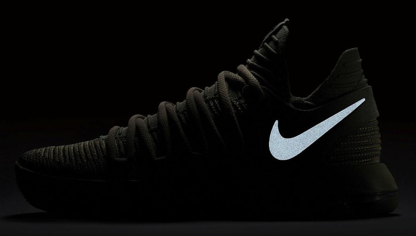 Nike KD 10 Dark Stucco Release Date 897817-002 3M