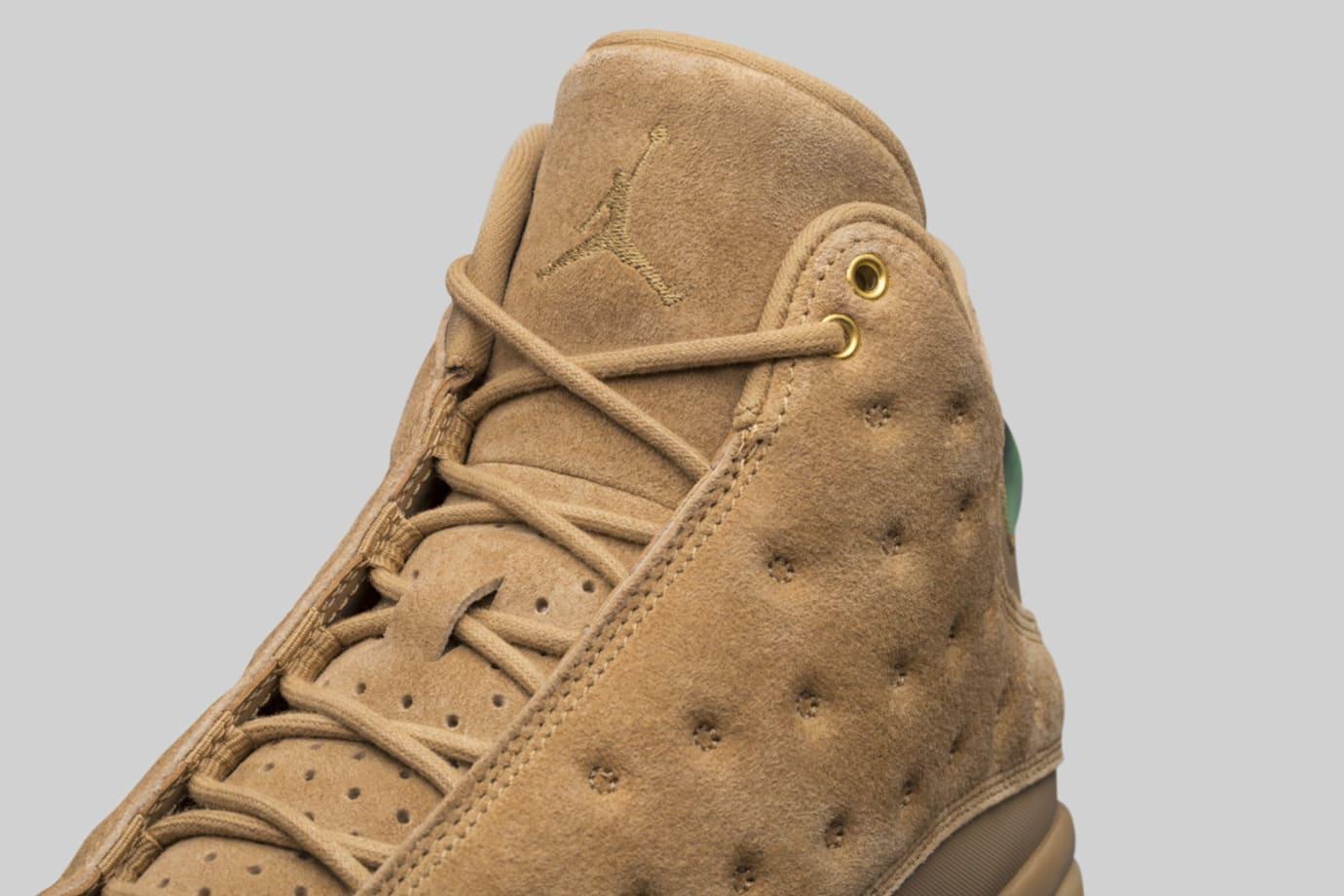sports shoes 6e78d 50eba Image via Nike News · Air Jordan 13 Wheat