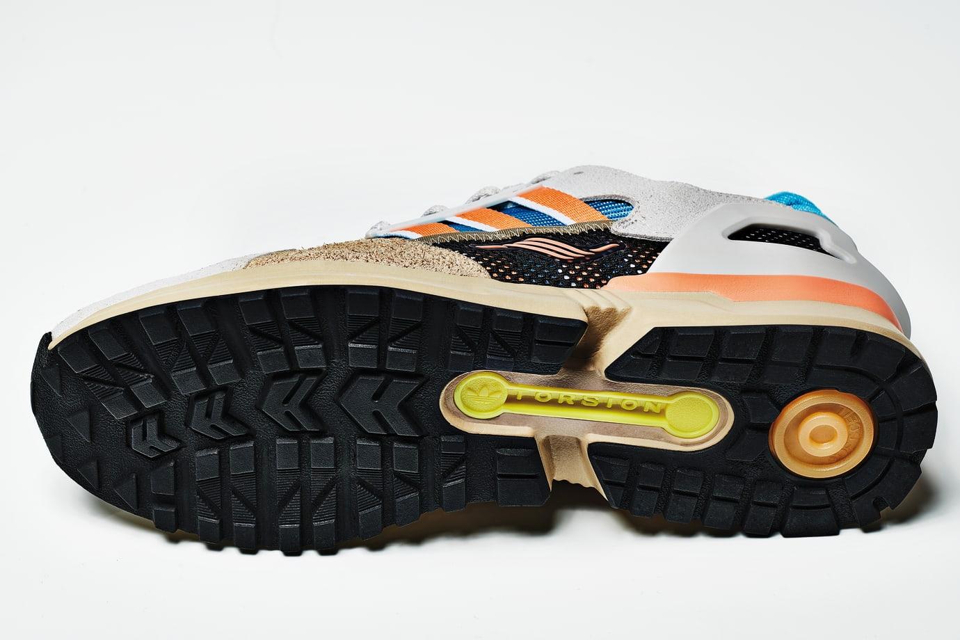 Adidas Consortium ZX 10000C EE9485 (Bottom)