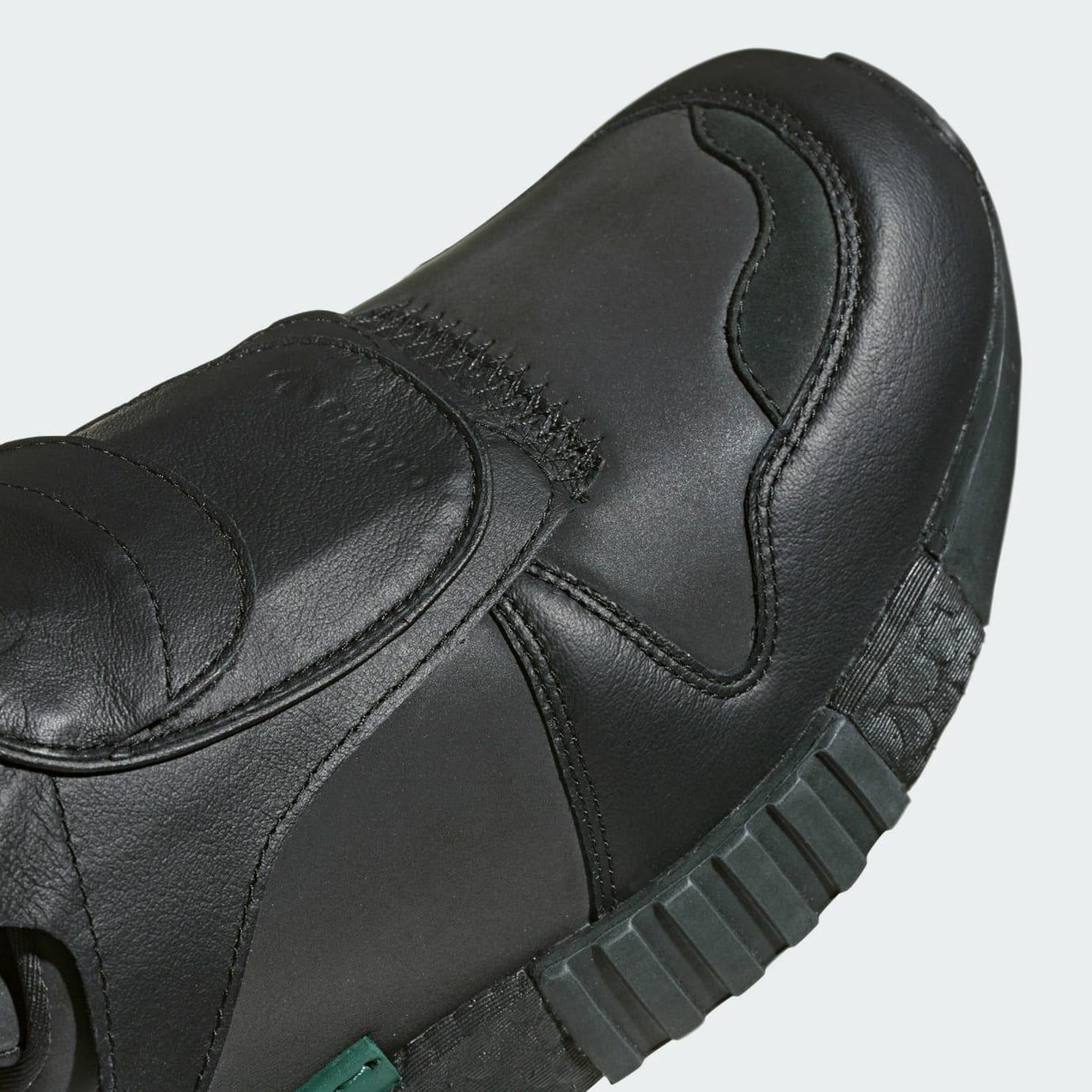 quality design d039d 018ef Image via Adidas Adidas Futurepacer Black Release Date B37266 Toe