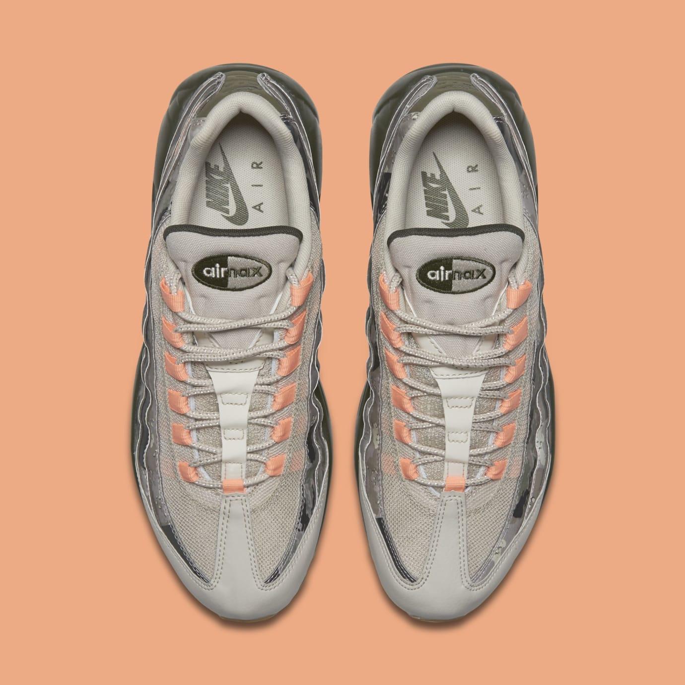 Nike Air Max 95 'Desert Camo' AQ6303-001 (Top)