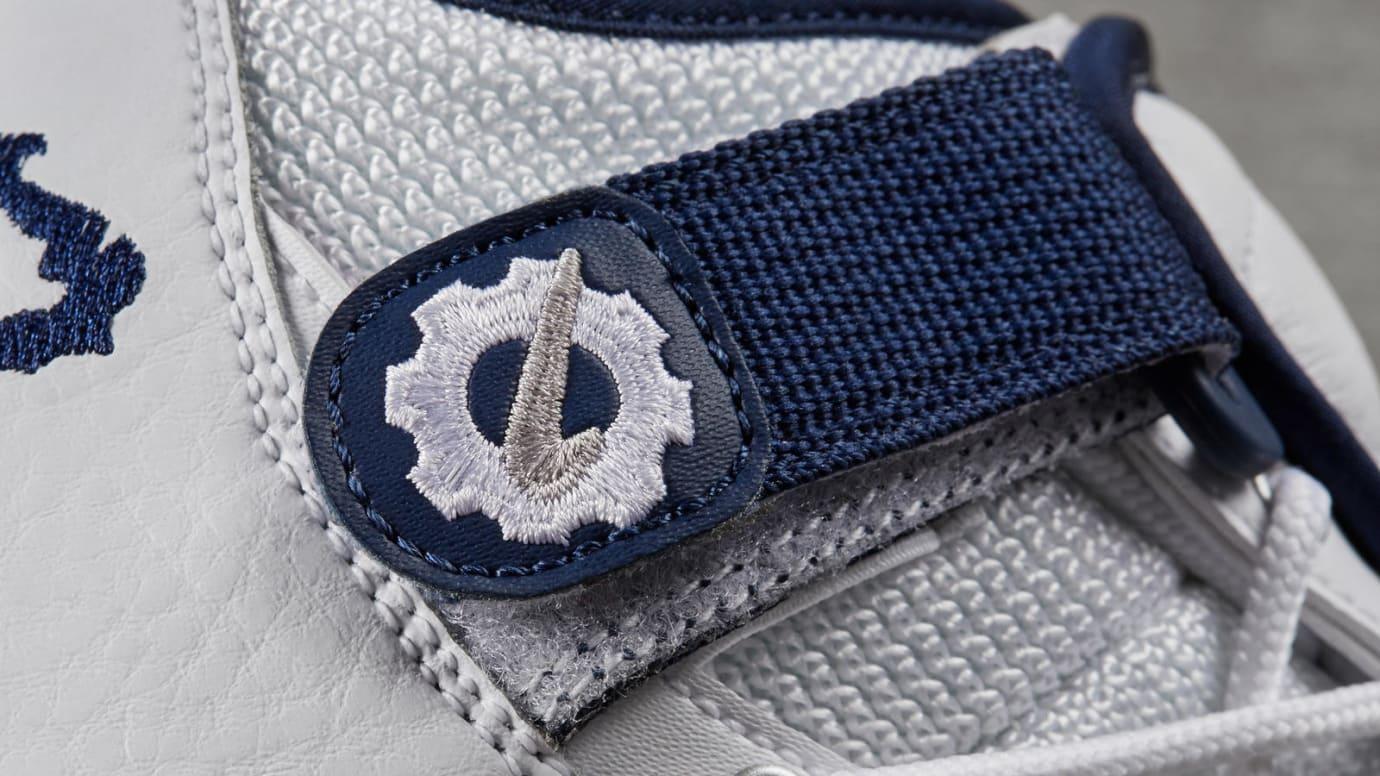 Nike Air Shake Ndestrukt White Navy Strap Release Date