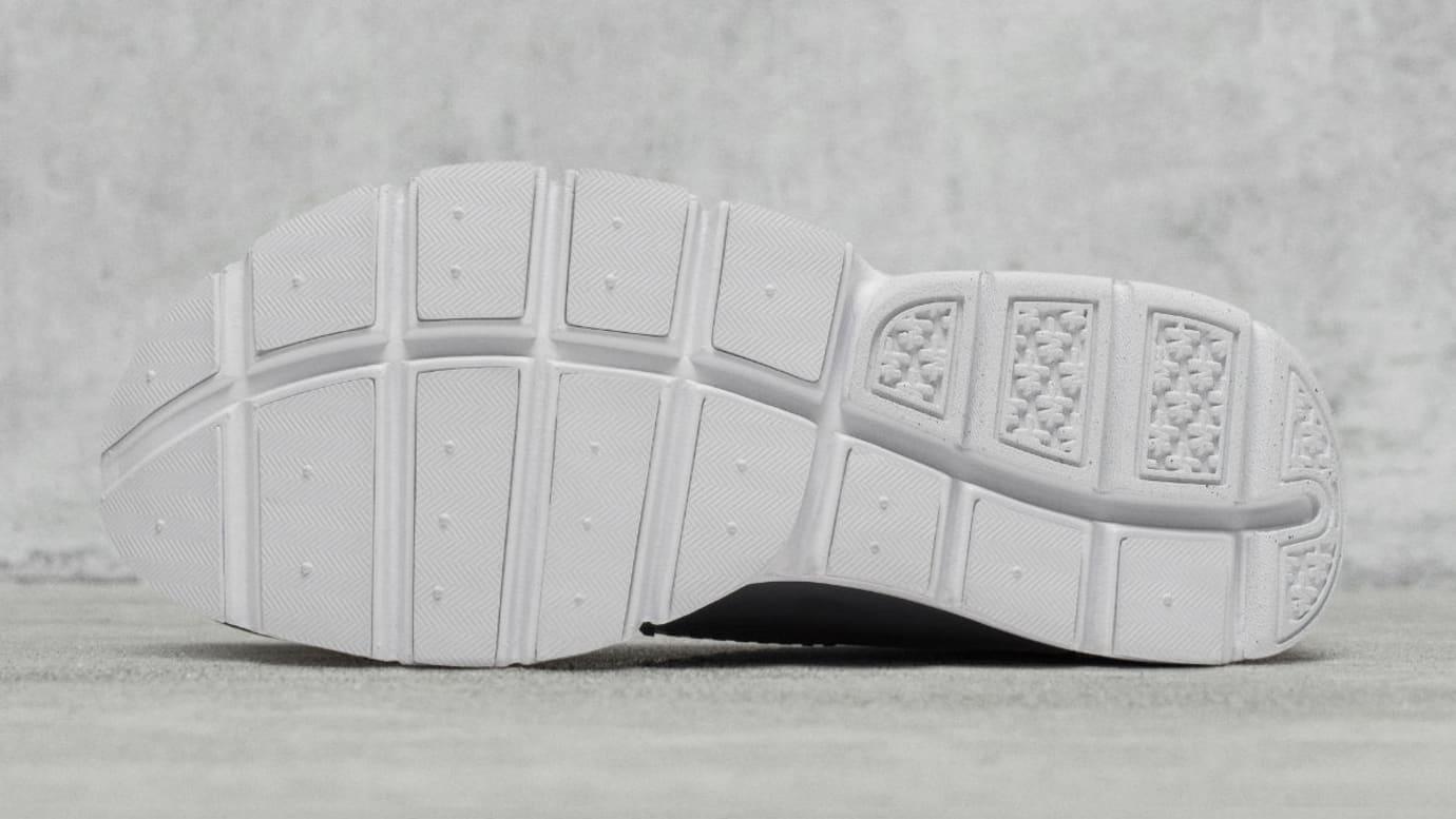 bc0d3bffc Loopwheeler x NikeLab Indigo Air Force 1 & Sock Dart Sneakers | Sole ...