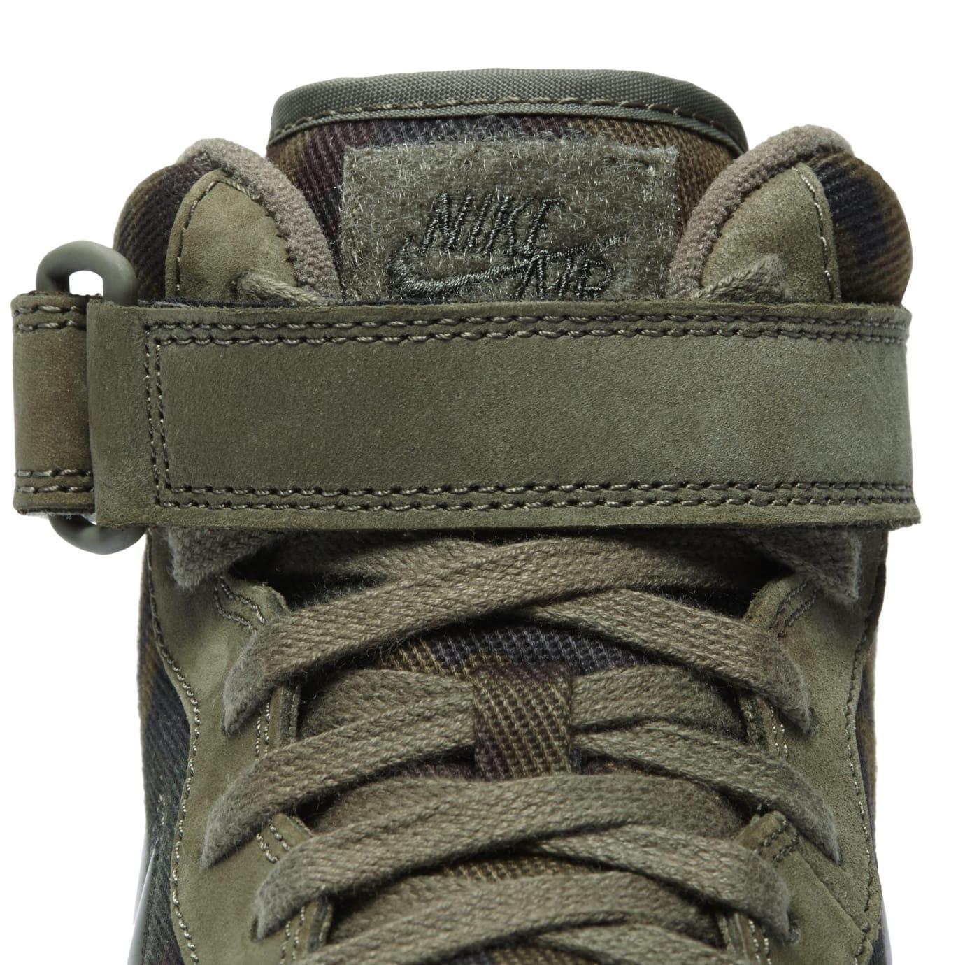 low priced d6ff5 5814d Image via Nike Nike Air Force 1 Mid  France Camo  AV2586-200 (Detail)