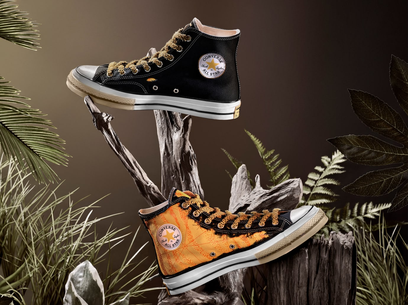 Dr. Woo x Converse Chuck 70 'Wear to Reveal' 1
