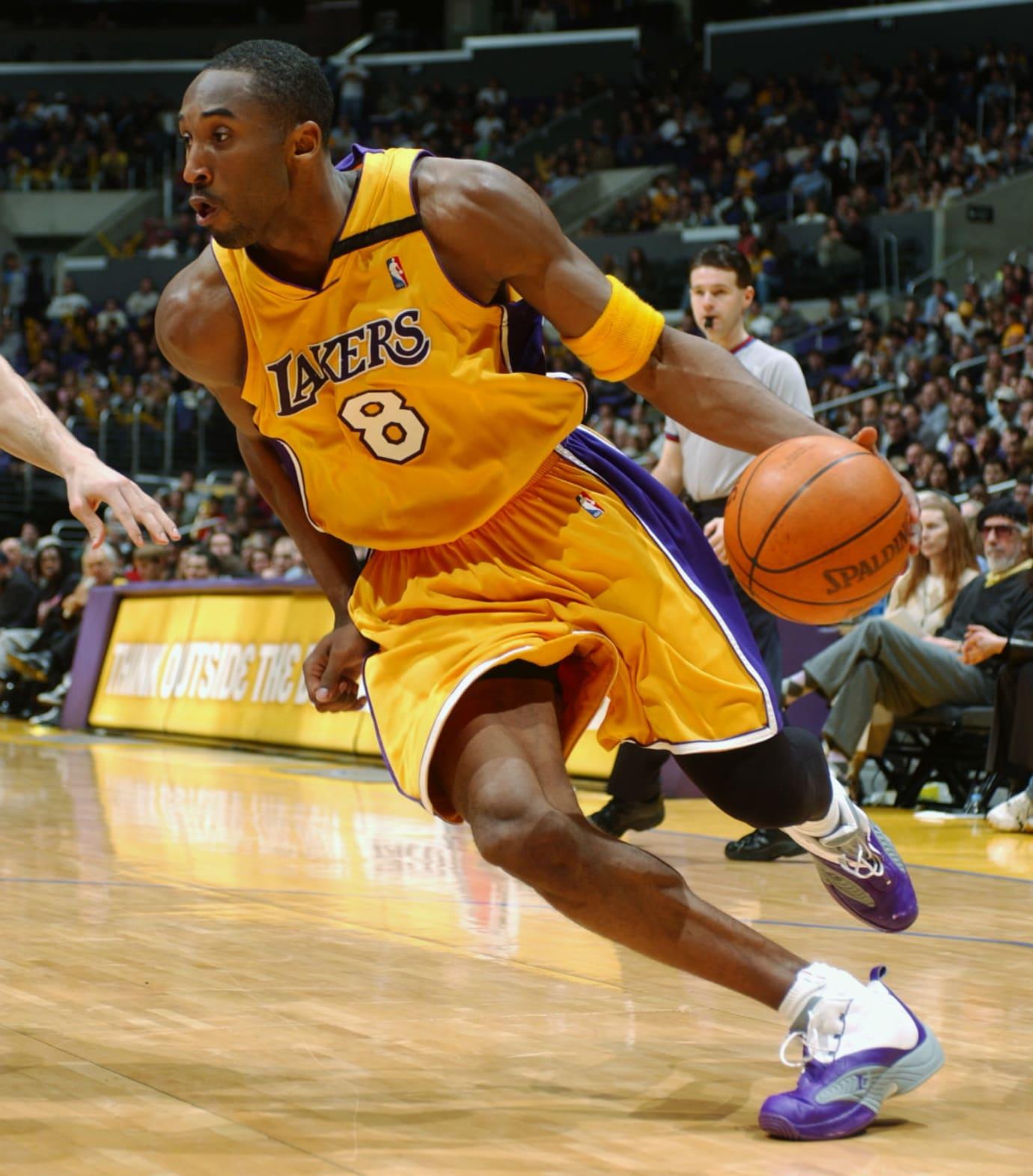 Kobe Bryant Reebok Answer 4 IV PE