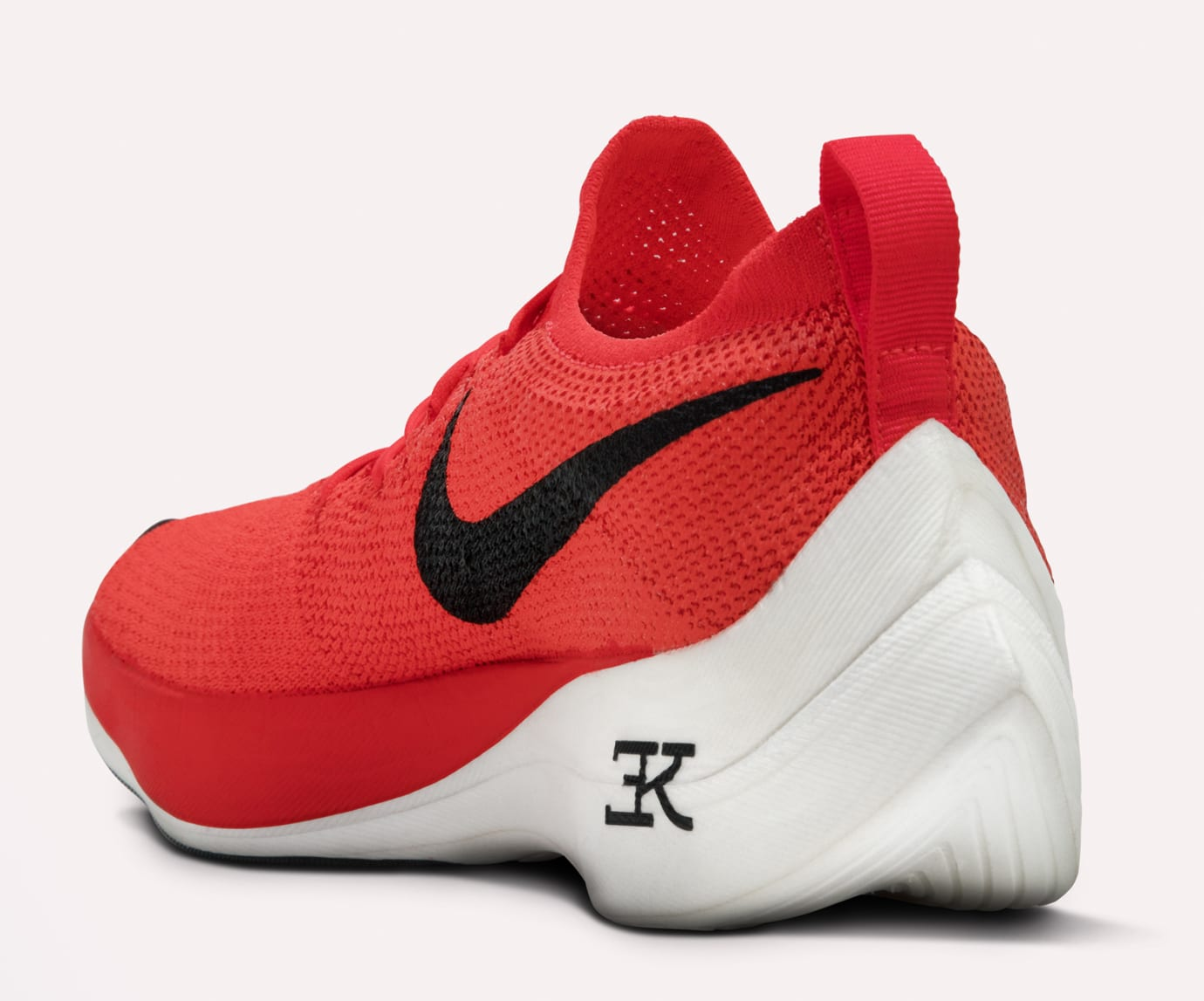 Nike Zoom VaporFly Elite Heel
