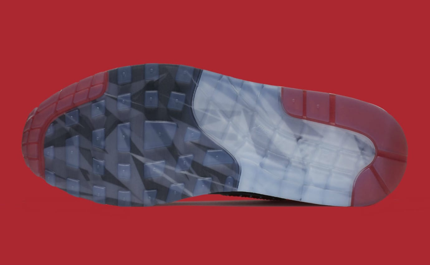 Nike Air Max 1 Los Primeros Release Date Sole AH7740-100