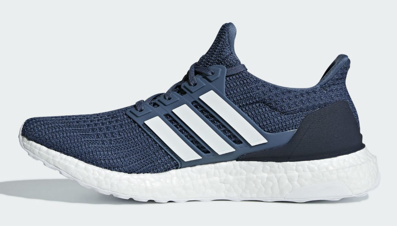 Adidas Ultra Boost 4.0 Show Your Stripes Tech Ink Release