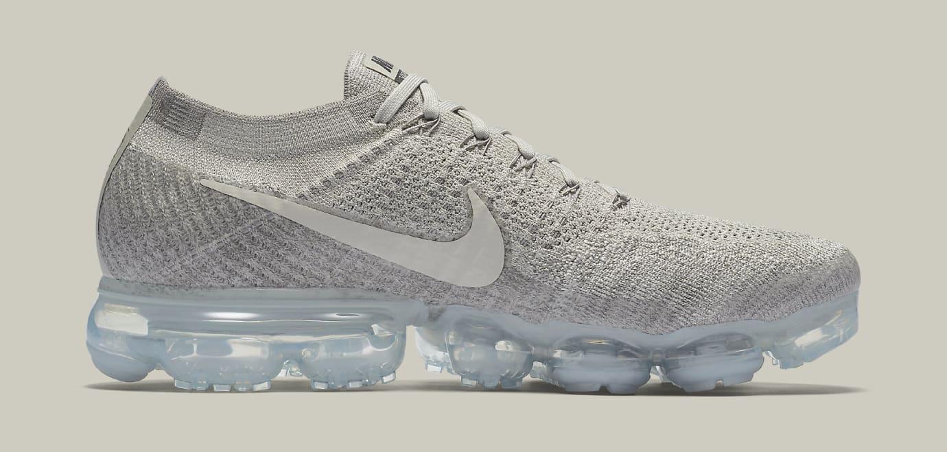 Nike Air VaporMax Pale Grey 849558-005 Medial