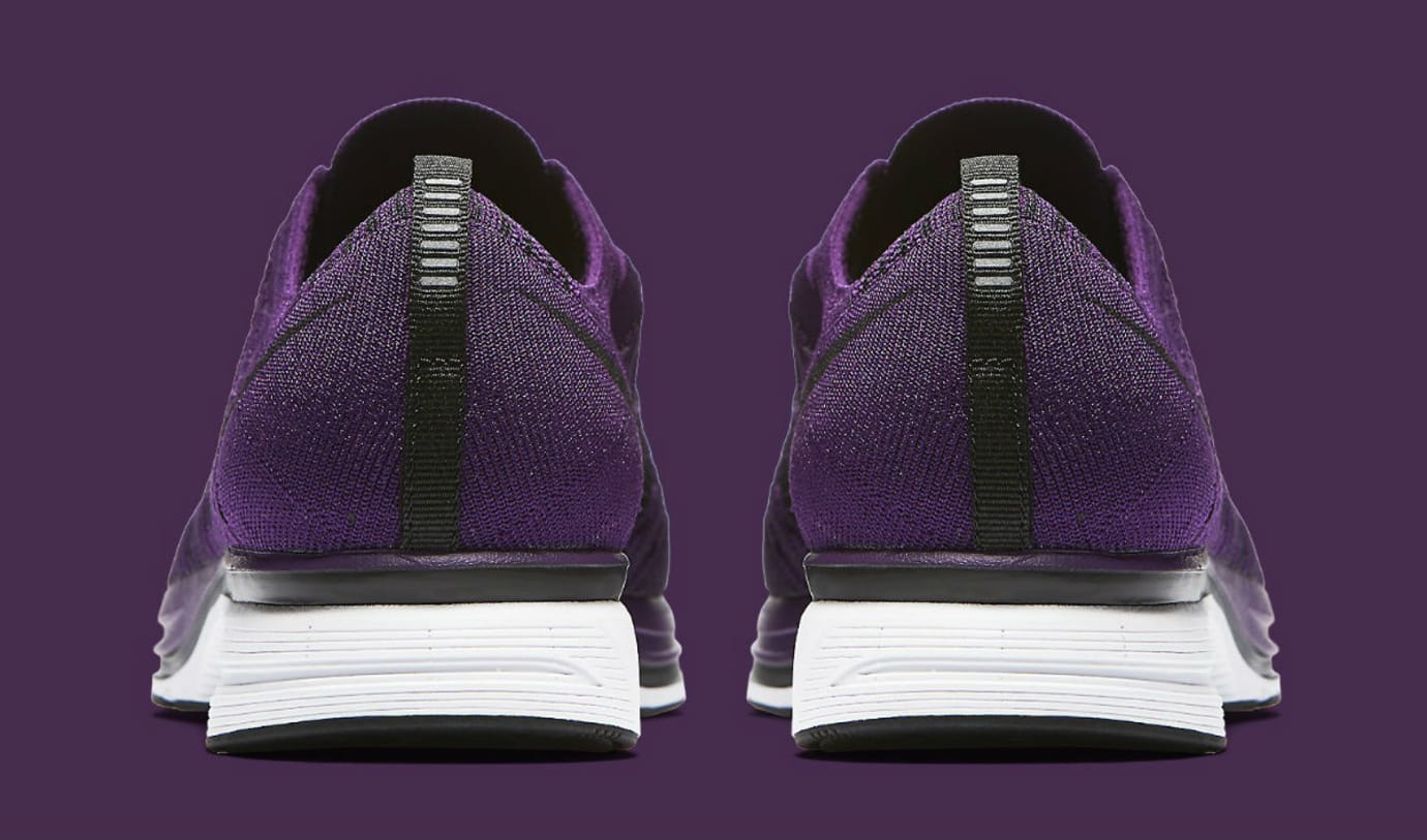 Nike Flyknit Trainer Night Purple Release Date AH8396-500 Heel