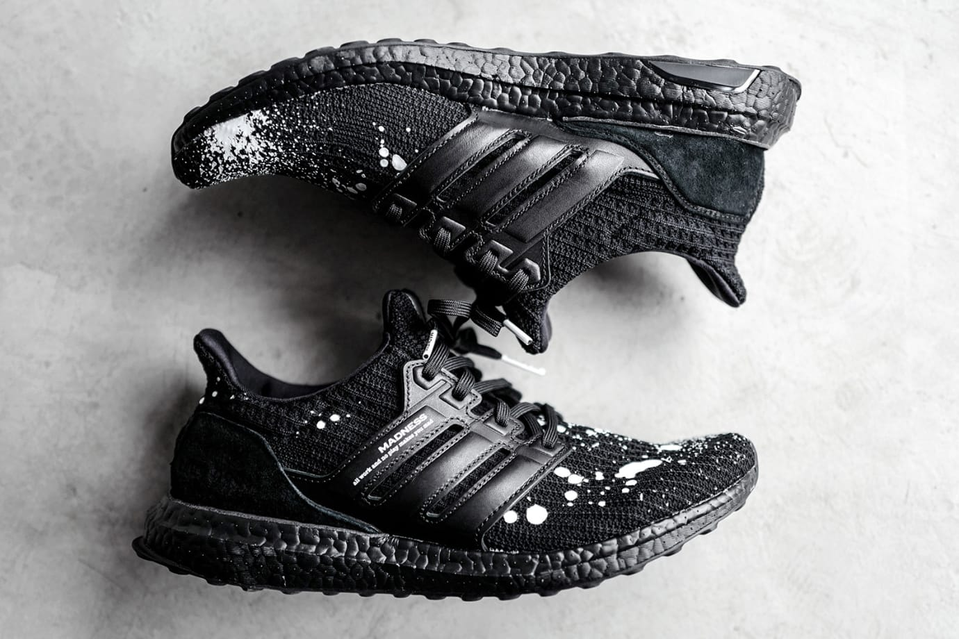 Adidas Ultra Boost 3.0 Black - Shop - SLON Sneakers