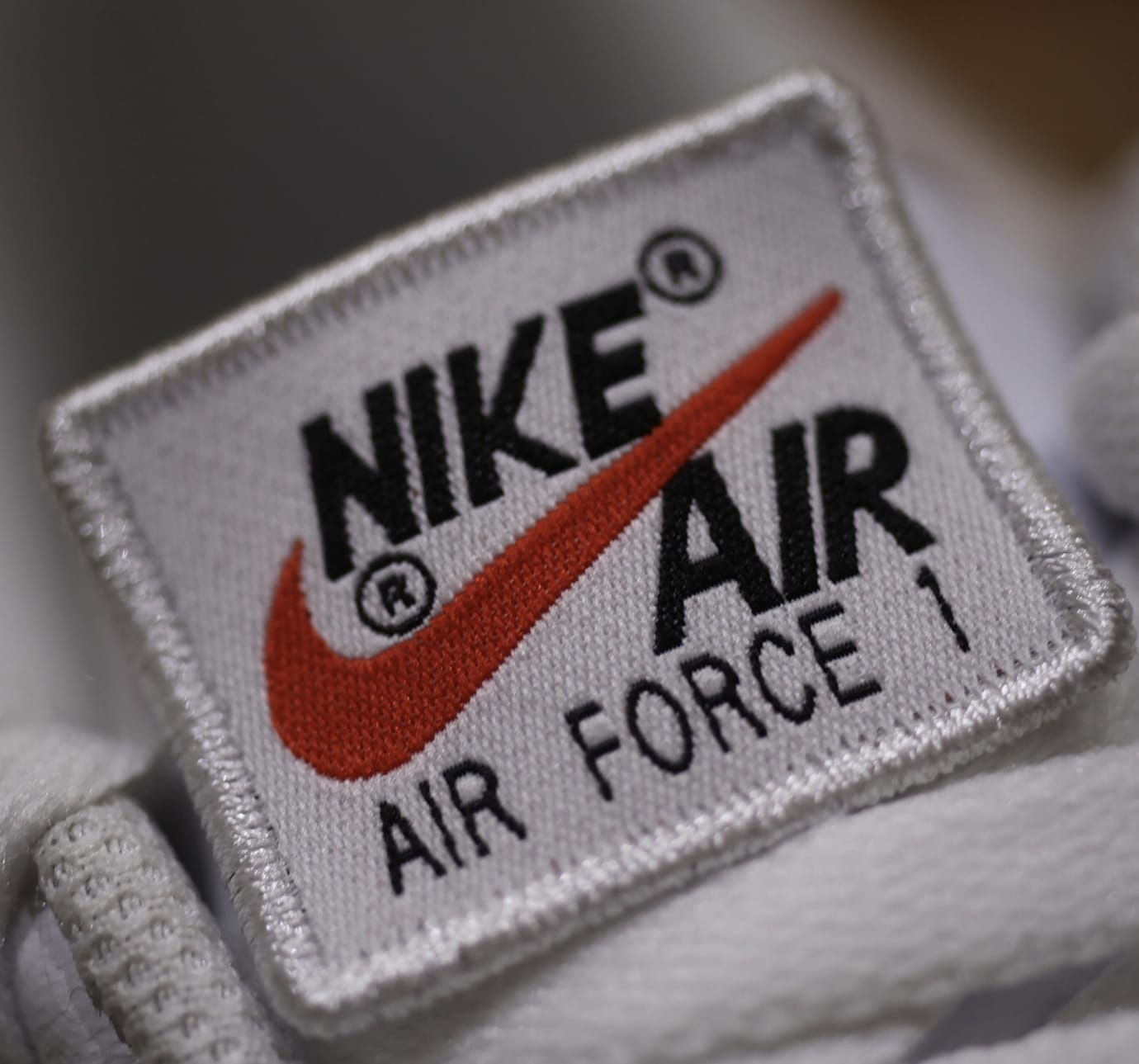 Nike Air Force 1 'All Star/White' (Tag)