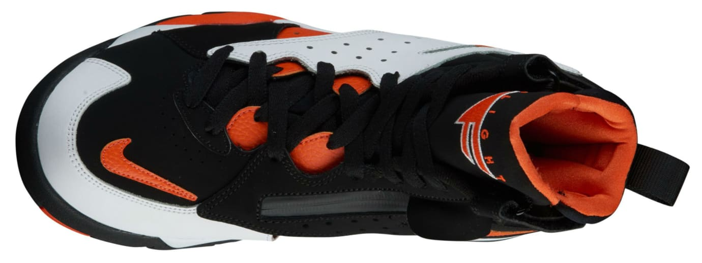 Nike Air Maestro 2 LTD Rush Orange Release Date AH8511-101 Top