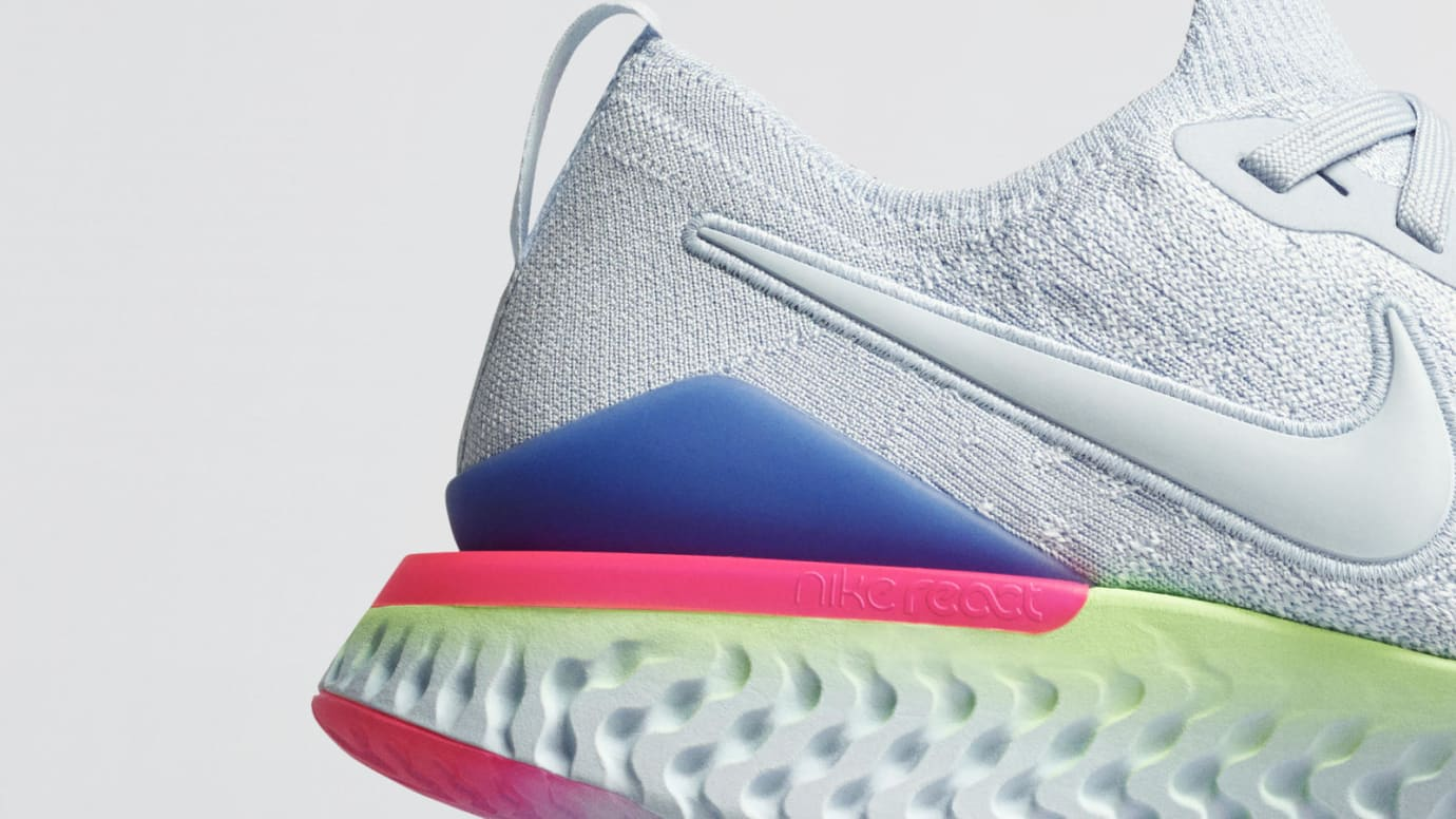 Nike Epic React Flyknit 2  Pixel  and  8-Bit  Release Date  c009c72fe