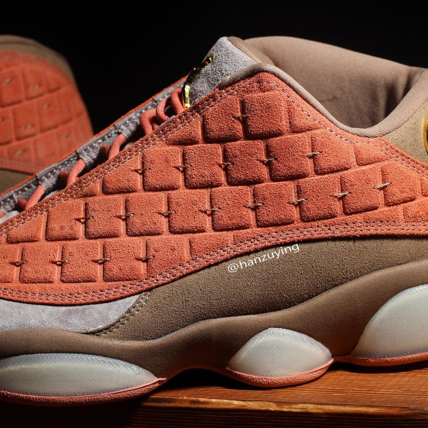 Clot x Air Jordan 13 Low