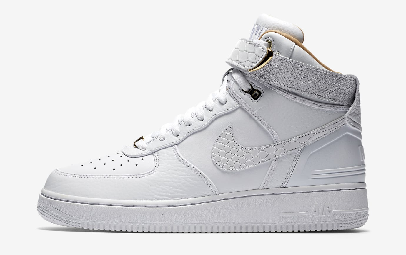 Don C Nike Air Force 1 AO1074-100 Profile