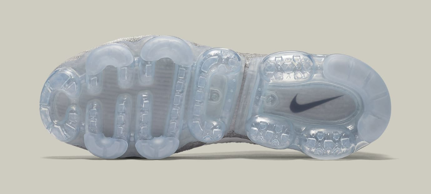 Nike Air VaporMax Pale Grey 849558-005 Sole
