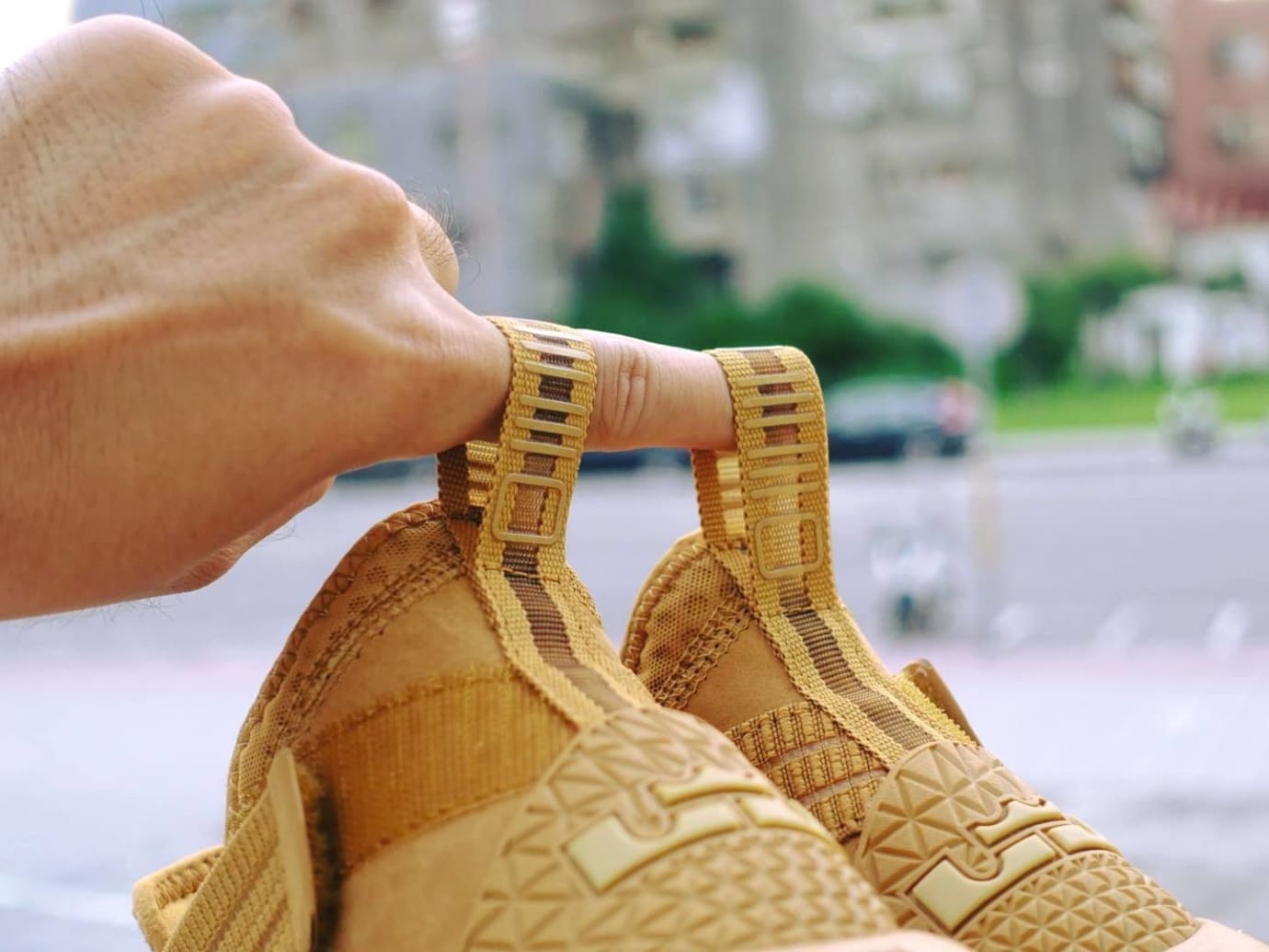 Nike LeBron Soldier 11 SFG Wheat Release Date 897647-700 (6)