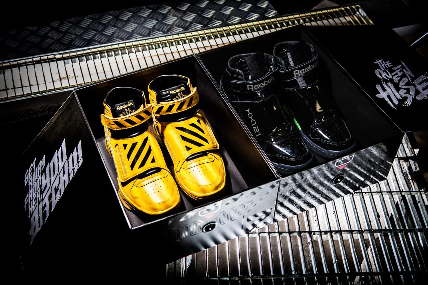 Reebok Alien Stomper Final Battle Sneakers 7