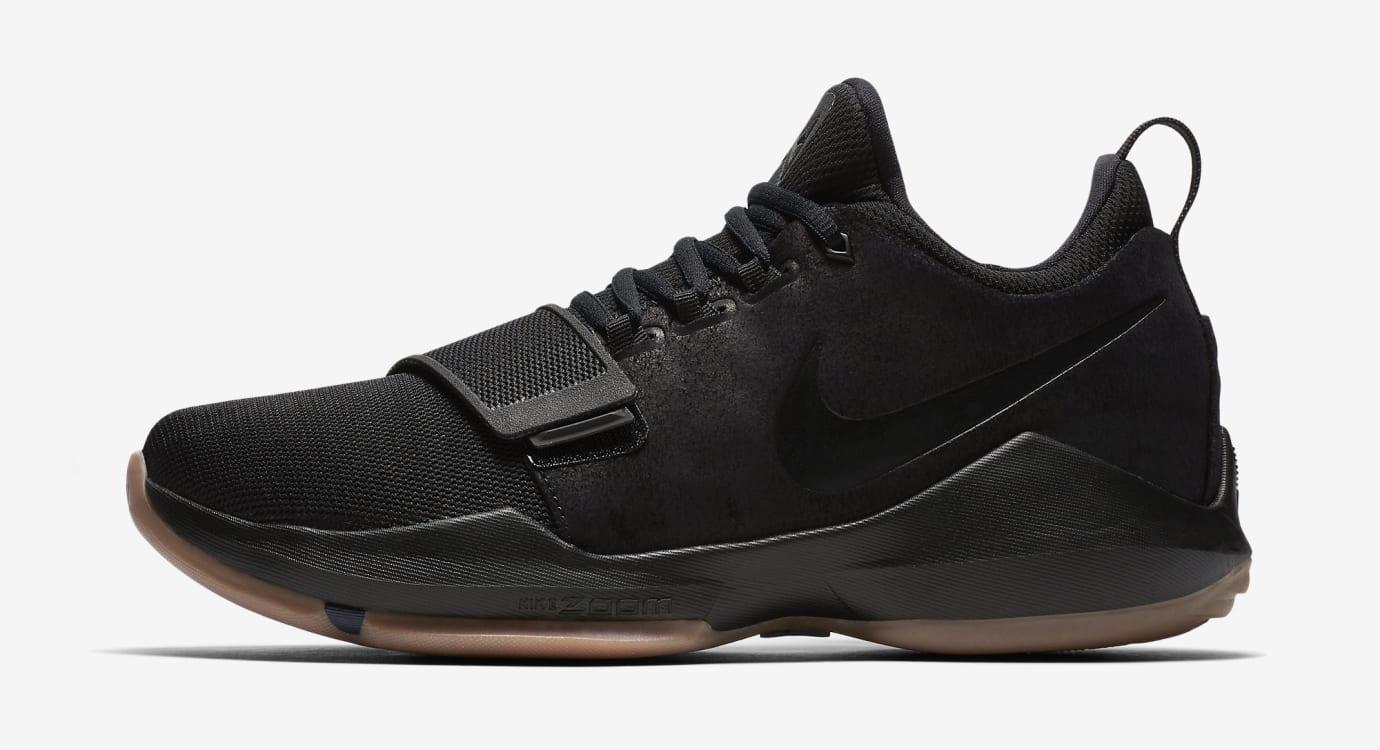 Nike PG1 Black Gum 878628-004 Profile