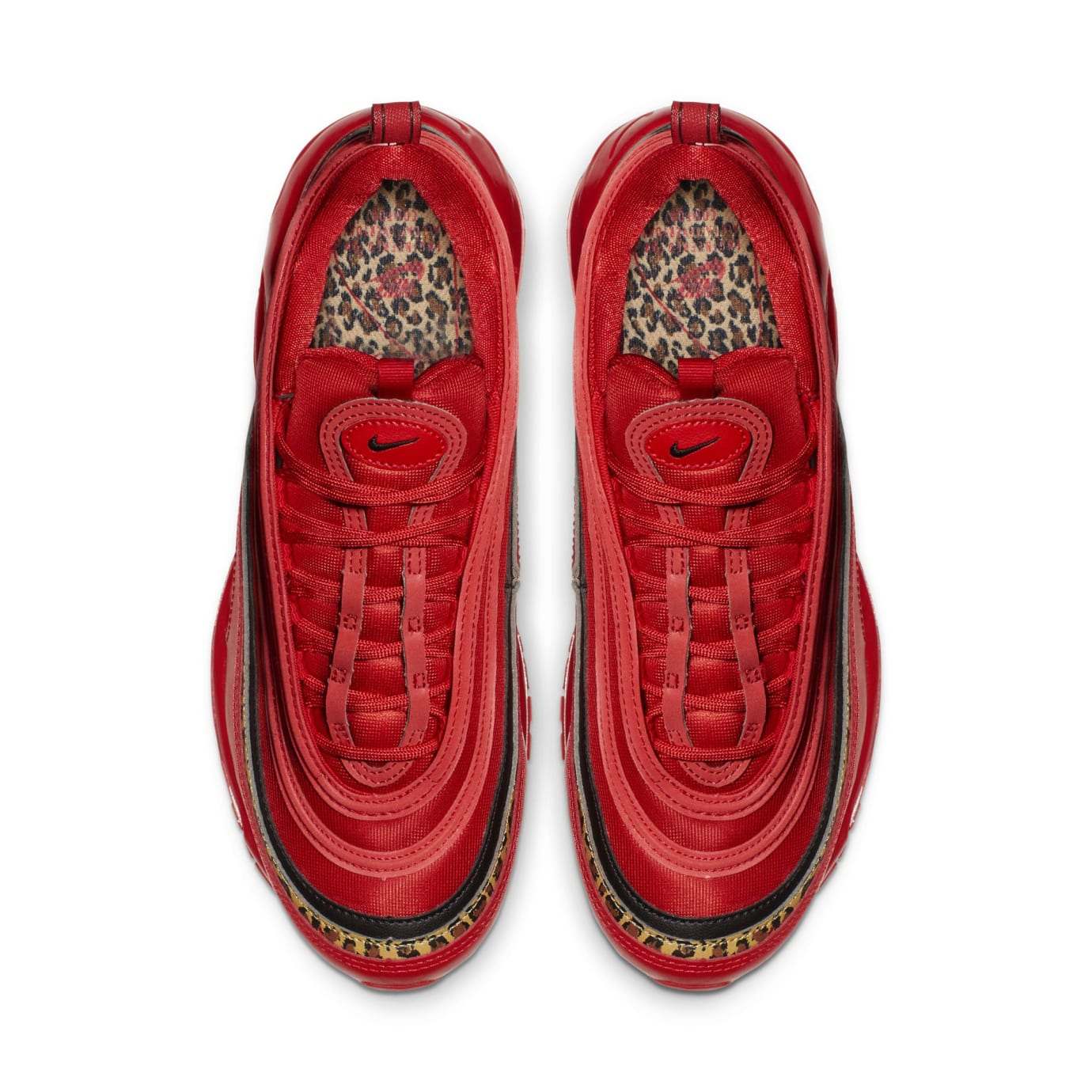 Nike Air Max 97 'Red/Leopard' (Top)