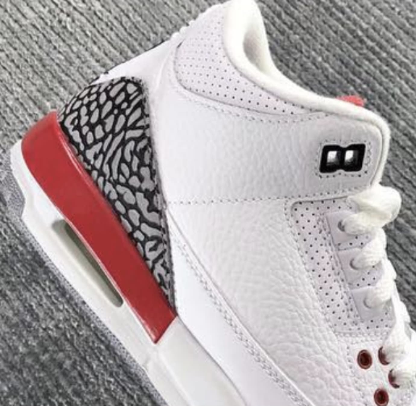 best service 820ea 44026 Air Jordan 3 'Katrina' 136064-116 Detailed Images | Sole ...