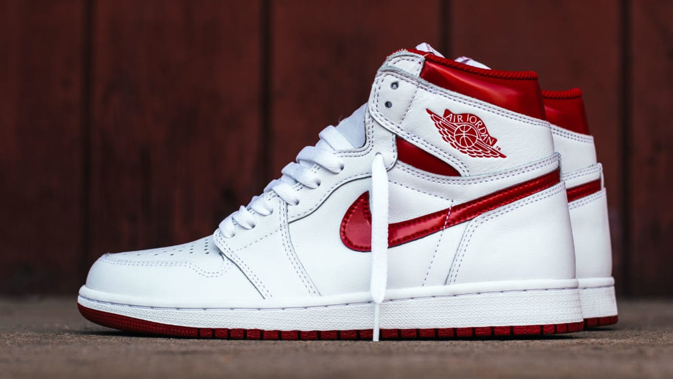 Air Jordan 1 Metallic Red 2017 Release Date Profile 555088-103