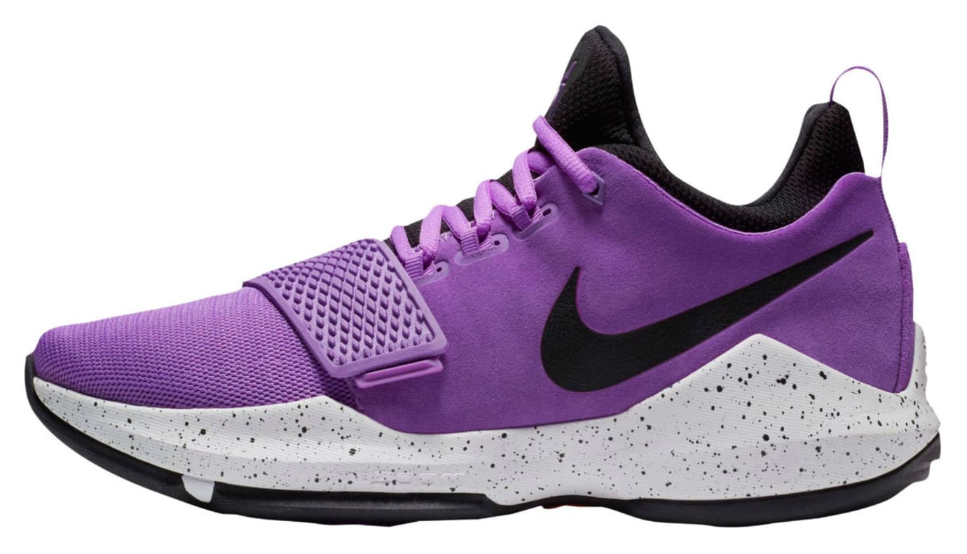 01364f52f0d59a Nike PG1 Bright Violet Release Date 878627-500 Profile
