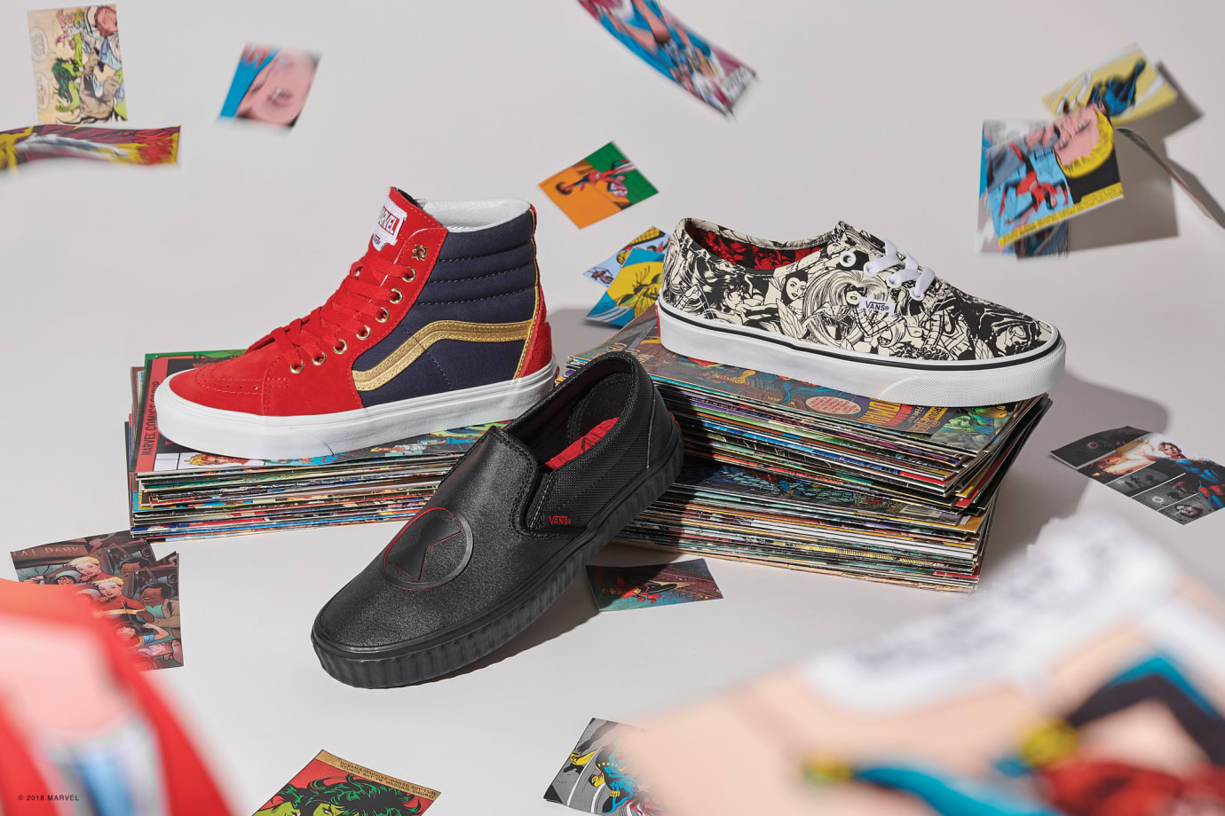 Vans x Marvel Collection 7