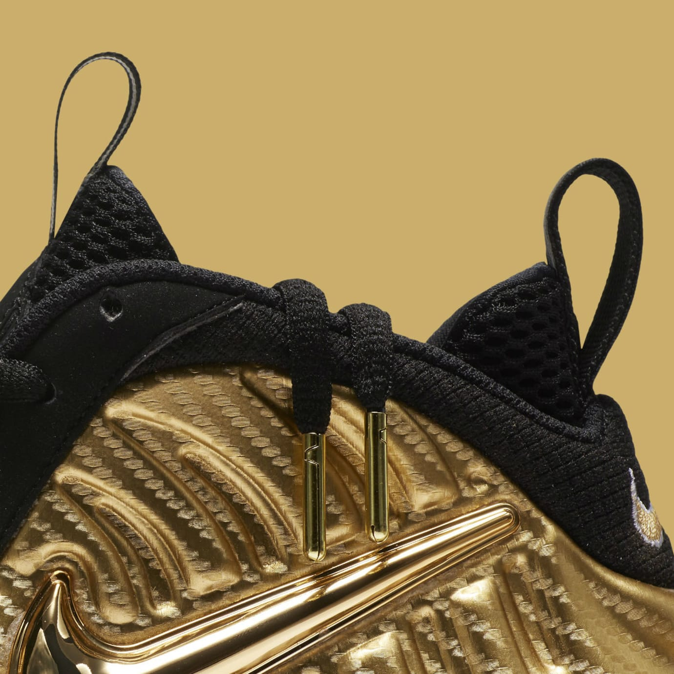 best authentic 42eb4 1e2db Nike Air Foamposite Pro Metallic Gold Release Date 624041 ...