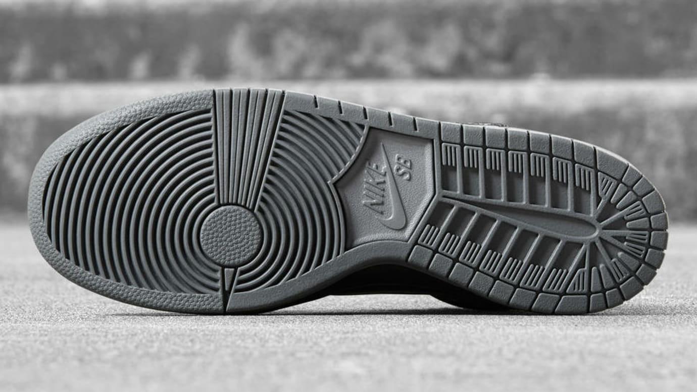 Nike SB Dunk High Gino Iannucci Release Date Sole