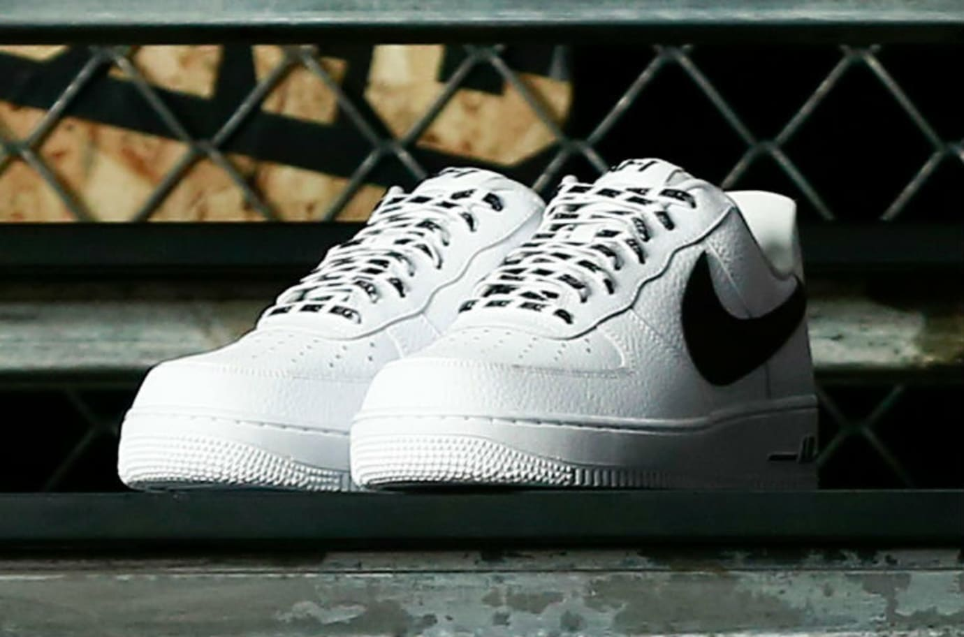 Nike Air Force 1 Low Statement Game NBA Logos White
