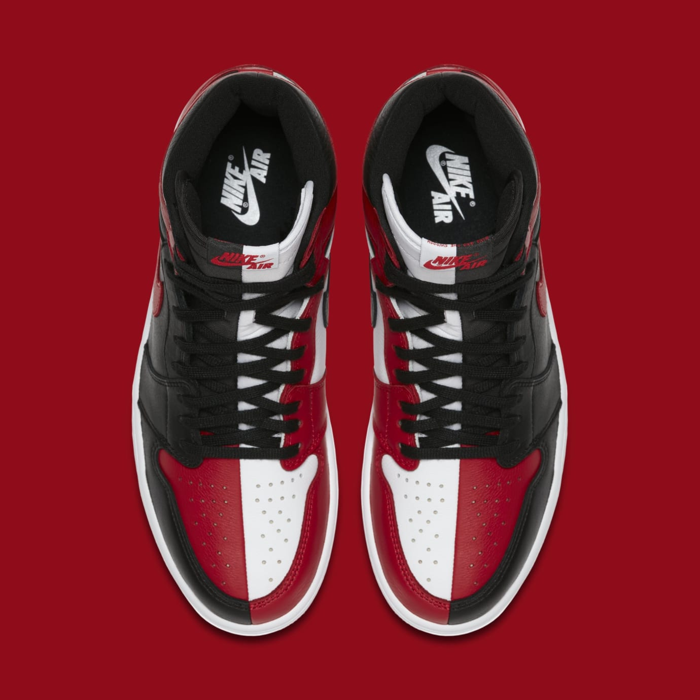 8eb7b327189 Air Jordan 1 I High OG Homage to Home Release Date AR9880-023 | Sole ...
