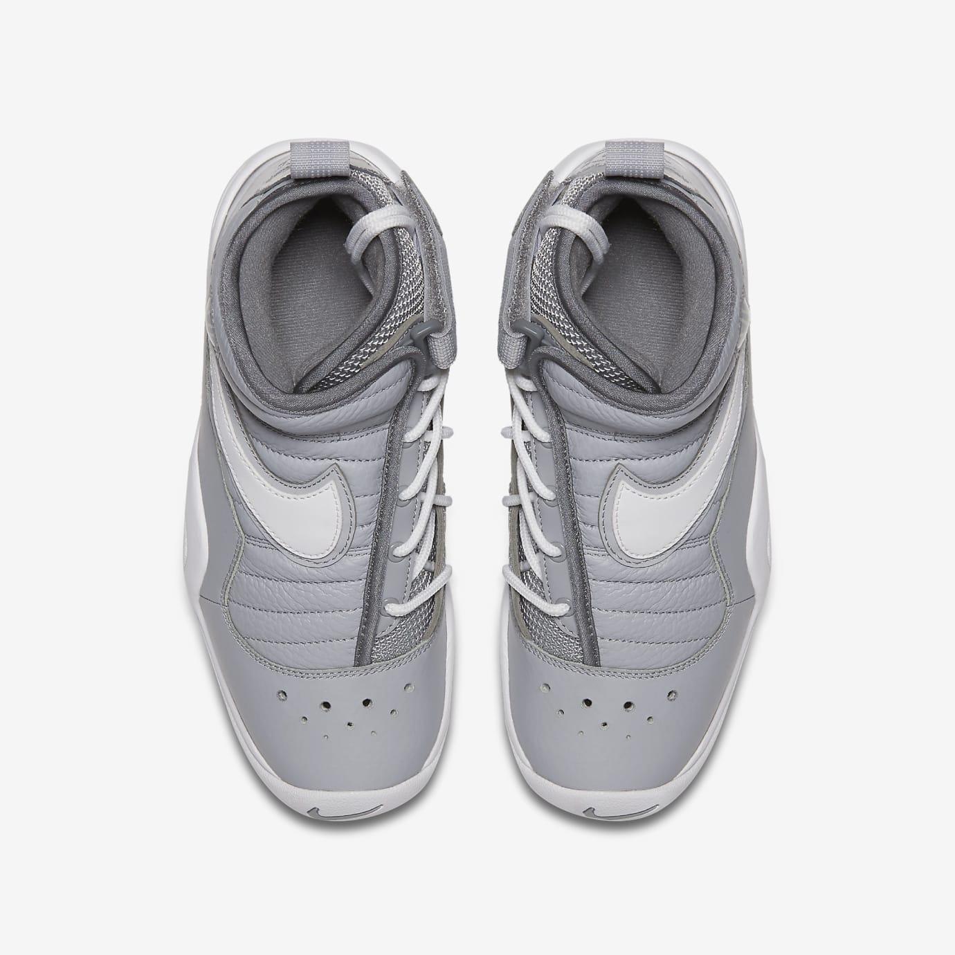 Nike Air Shake Ndestrukt 'Cool Grey' AA2888-002 (Top)