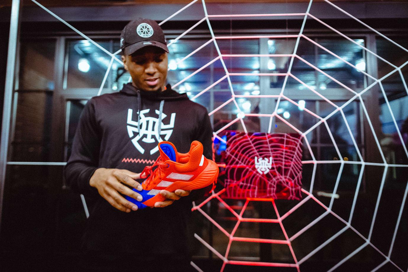 Adidas D.O.N. Issue #1 (Heel)